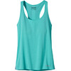 Patagonia W's Nine Trails Tank Howling Turquoise